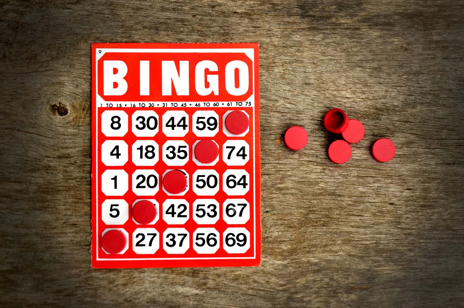Friday night is Bingo night at the Canmore Legion!