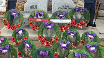 Canmore Legion - Remembrance Day is November 11th